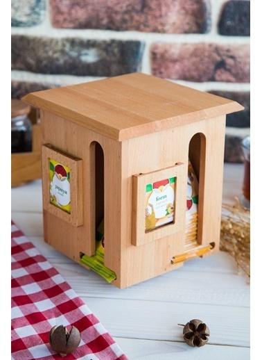 Joy Kitchen  Chaıbox Dönen Çay Kutusu Renkli